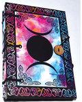 """5"""" x 7"""" Triple Moon parchment (hc)"""