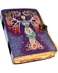 Goddess Aged Looking Paper leather w/ latch