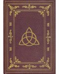 Wiccan Journal, (hardcover)