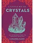 Little Bit of Crystals (hc) by Cassandra Eason