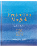 Protection Magick Spells for Defense (hc) by Cassandra Eason