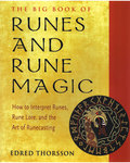 Runes & Rune Magic, Big Book Of by Edred Thorsson