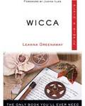 Wicca plain & simple by Leanna Greenaway