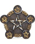Pentagram Candle Holder