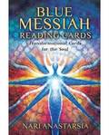 Blue Messiah Reading cards by Nari Anastarsia
