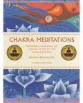 Chakra Meditations cards by Swami Saradananda