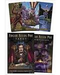 Edgar Allan Poe tarot deck & book by Wright & Smith