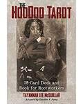 Hoodoo Tarot (bk & bk) by Tayannah Lee McQuillar