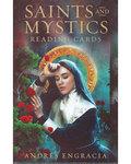 Saints & Mystics reading cards by Andres Engracia