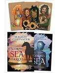 Scorpio Sea tarot deck & book by Stiefvater & Cynova