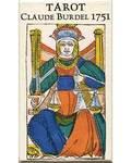 Tarot Claude Burdel 1751