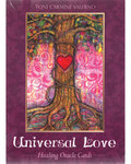 Universal Love oracle by Toni Carmine Salerno