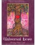 Universal Love oracle by Toni Carmine Salerno