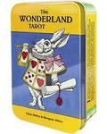 Wonderland Tarot tin by Abbey & Abbey