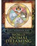 World Animal Dreaming oracle by Alexander Scott King