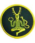 Cernunnos Sew-On Patch 3""
