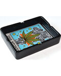 """4"""" x 5 1/4"""" Stoner Tarot Card ashtray"""