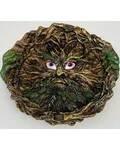 """5"""" Greenman ashtray"""