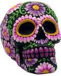 Black/ Pink Skull Bank