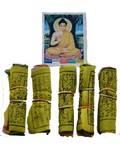 """3"""" Tibetan prayer flag (5/pack)"""