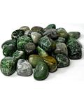1 lb Jade, Rich tumbled stones