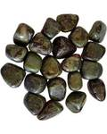 1 lb Jasper, Dragon Blood Tumbled Stones