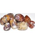 1 lb Jasper, Plum tumbled stones