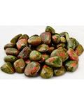 1 Lb Unakite Tumbled Stones