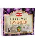 Lavender Hem Cone Incense 10pk