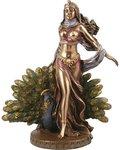 """Hera 9 1/2"""" Statue"""