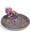 "4 1/4"" Purple Dragon burner"