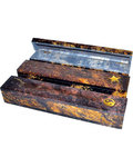 "11"" Soapstone incense burner assorted"