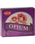 Opium Hem Cone Incense 10pk