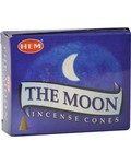 Moon Hem Cone Incense 10pk
