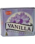 Vanilla Hem Cone Incense 10pk