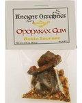 Opopanax Gum (Granular Incense) 1/3oz