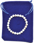 8mm Mother of Pearl bracelet