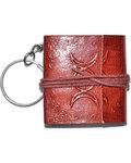 "1 3/4"" x 2"" Triple Moon journal key chain"