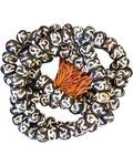 Tibetian mala Om beads