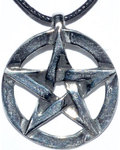 Pentagram pewter