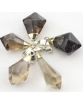 Smoky Quartz Point Pendant