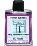 4dr Better Business Oil