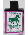 4dr Black Destroyer Oil