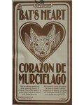 Bat Heart Charm