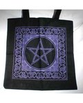 Celtic Upright Pentacle Bag