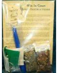 Win In Court Ritual Kit