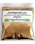 Gold Magnetic Sand 4oz