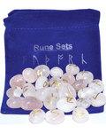 Rose Quartz rune set