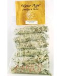 "White Sage Smudge Stick 6-Pk 3""+"