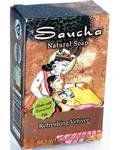 3.5oz Refreshing Vetiver saucha soap